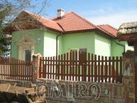 Bulgarian house near a dam
