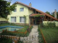 House with pool 55 km from the beach in Bulgaria front