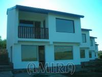 Semi-detached house with sea view near Albena front