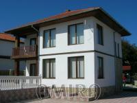 Furnished house with pool and sea view Albena, Bulgaria front