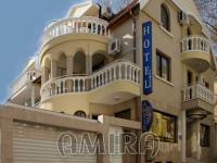 Family hotel in the centre of Varna
