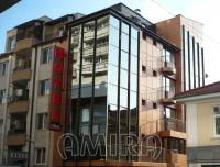Hotel in the top centre of Varna