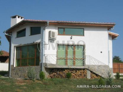 New house in Bulgaria near Kamchia river