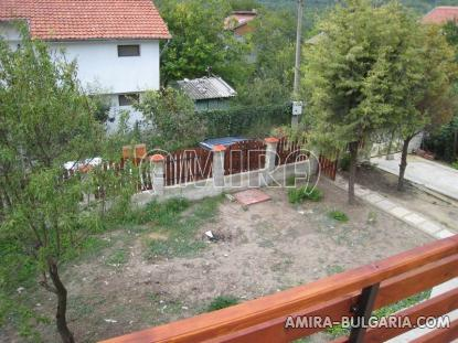 Sea view villa in Bachik 600 m from the beach garden