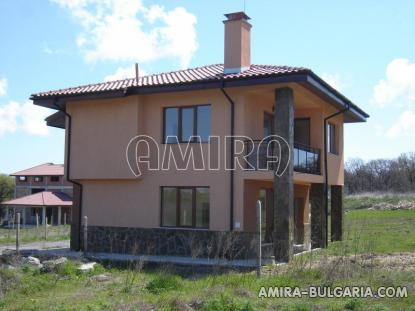 New house with panorama next to Varna side