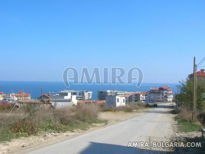 House in Byala 400 m from the beach road with view