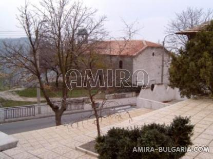 Reconstructed house in Balchik garden