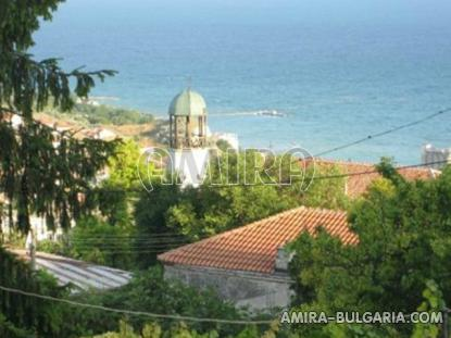 Semi-detached sea view house in Balchik sea view 2
