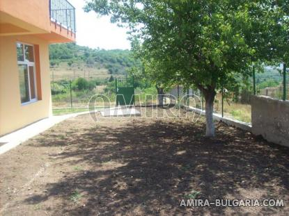 Albena brand new house with magnificent panorama front side