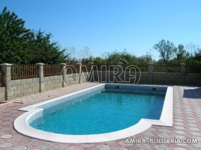 Furnished house with pool and sea view Albena, Bulgaria pool 2