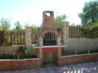 Furnished house with pool and sea view Albena, Bulgaria barbeque