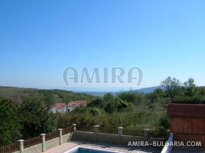 Furnished house with pool and sea view Albena, Bulgaria sea view