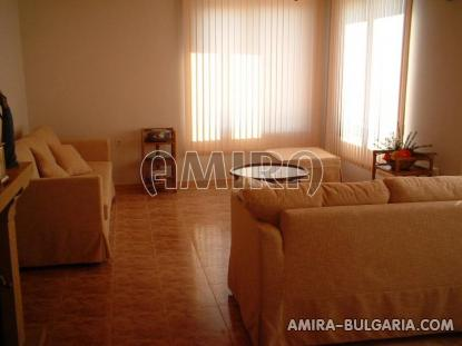 Furnished house with pool and sea view Albena, Bulgaria living room 3