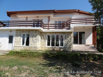 Sea view villa in Bachik 600 m from the beach