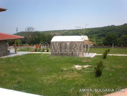 New house in Bulgaria near Kamchia river garden