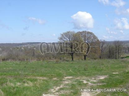 New house with panorama next to Varna view