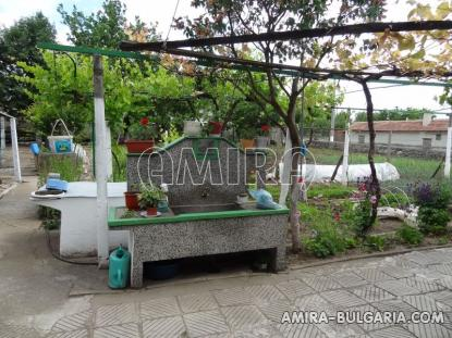 Excellent house in Bulgaria garden 2