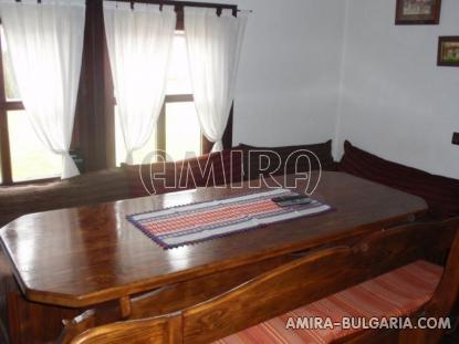 Authentic Bulgarian style house table