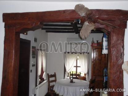 Authentic Bulgarian style house ceilings
