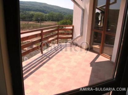 New house with magnificent panorama near Albena, Bulgaria terrace