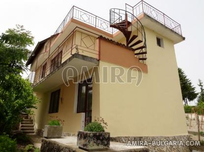 House near the Botanic Garden of Balchik