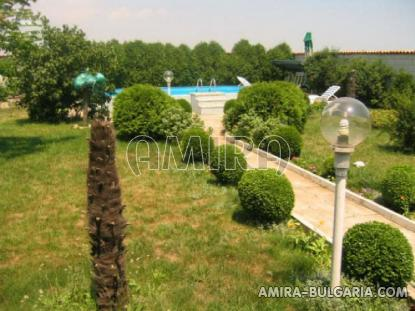 Furnished house above a golf course 6