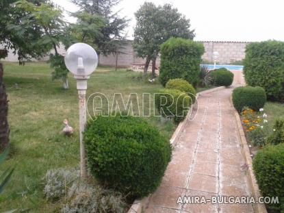 Furnished house above a golf course 9