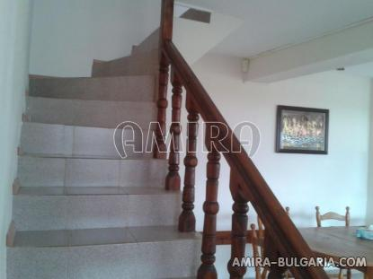 Furnished house above a golf course 17