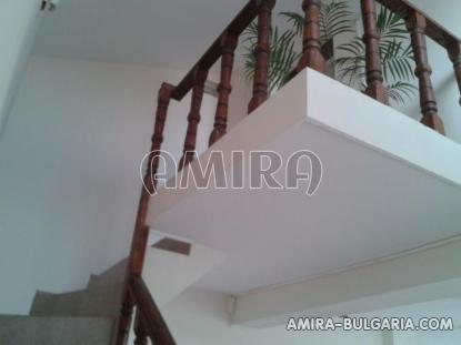 Furnished house above a golf course 18