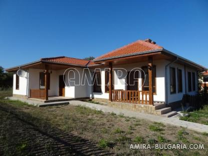 Semi-detached house with sea view 4