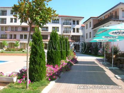 Furnished apartments in Bulgaria near Albena alleys