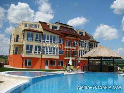 Sea view apartments at Kamchia resort