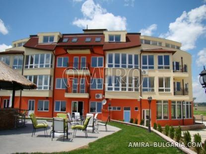 Sea view apartments at Kamchia resort 2