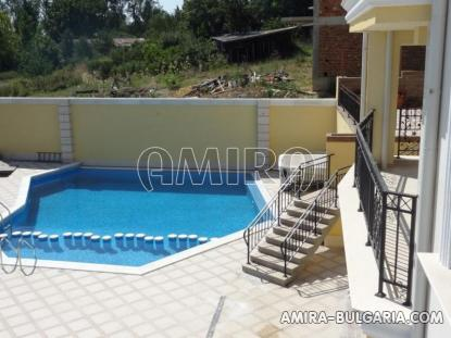 Sea view apartments 500 m from the beach 9
