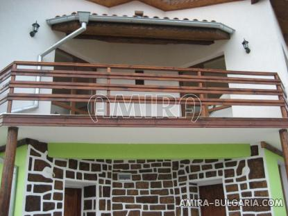 New house with magnificent panorama near Albena, Bulgaria facade