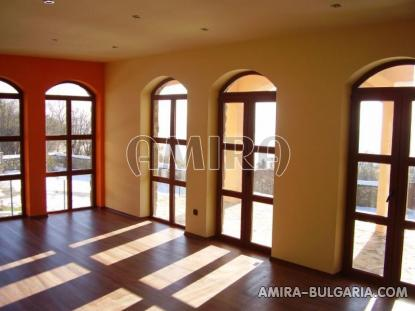 Authentic Bulgarian style house with lake view living room 2