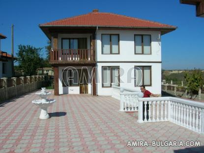 Furnished house with pool and sea view Albena, Bulgaria front 4