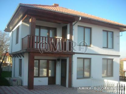 Furnished house with pool and sea view Albena, Bulgaria front 5