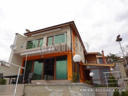 Furnished sea view villa in Balchik