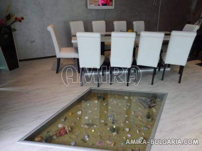 Furnished sea view villa in Balchik living room 2