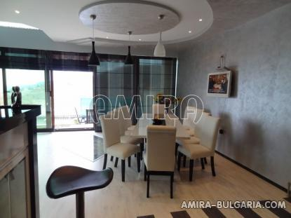 Furnished sea view villa in Balchik living room 3