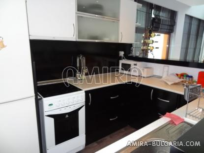 Furnished sea view villa in Balchik kitchen