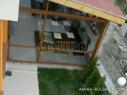 Furnished sea view villa in Balchik veranda 2