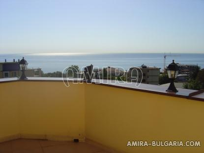 Furnished sea view villa 300m from the beach 2