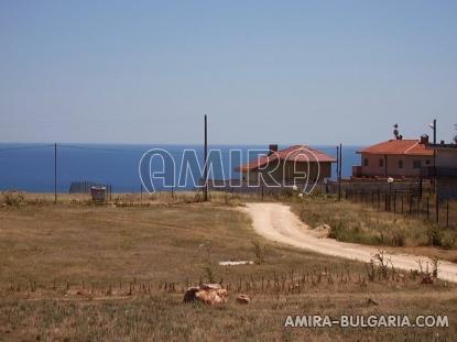 Sea view villa near a golf course sea view