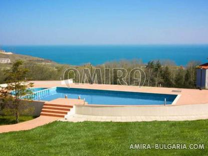 Sea view apartments in Byala view 2