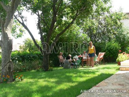 Furnished villa near the Botanic Garden garden